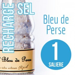 Sel bleu de perse pour 1 salière 110g