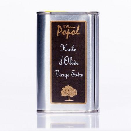 Bidons huile 250 ml rectangulaire