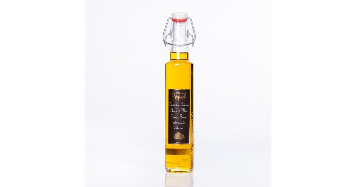 Limonade huile citron 250 ml