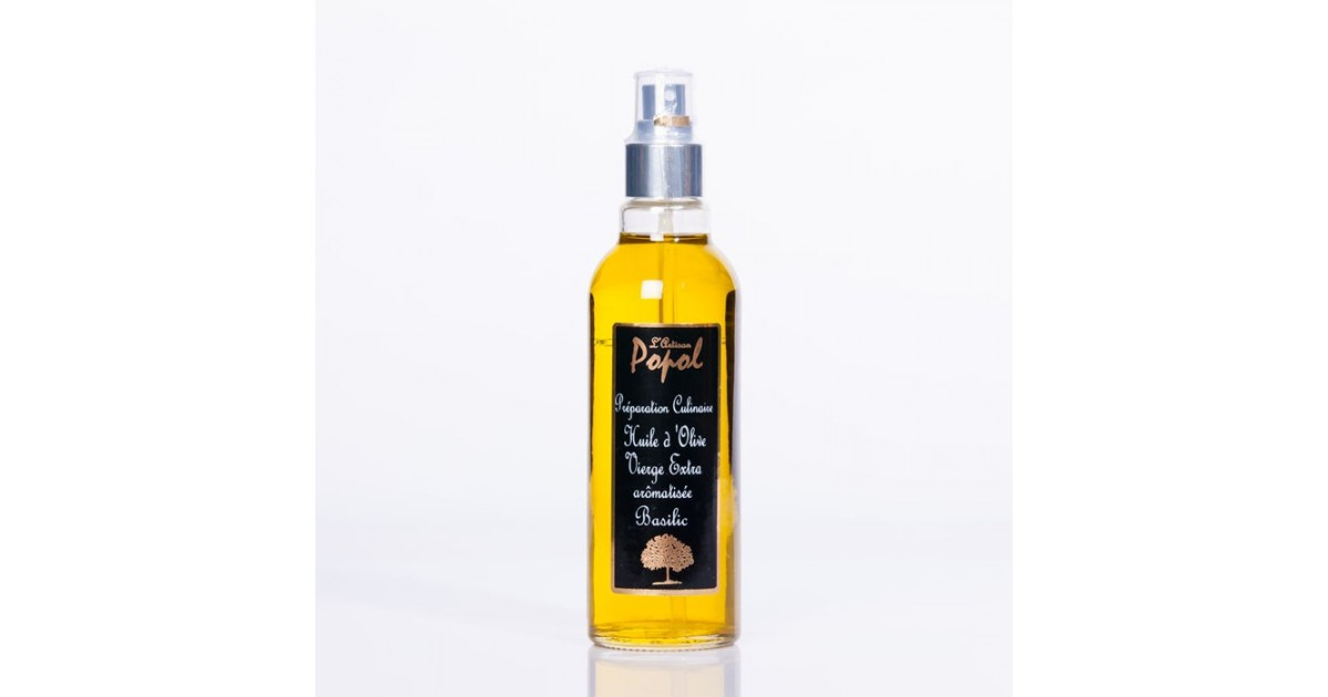 Spray huile basilic 200ml