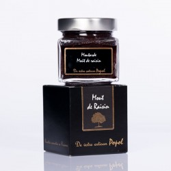 Moutarde mout de raisin 200g