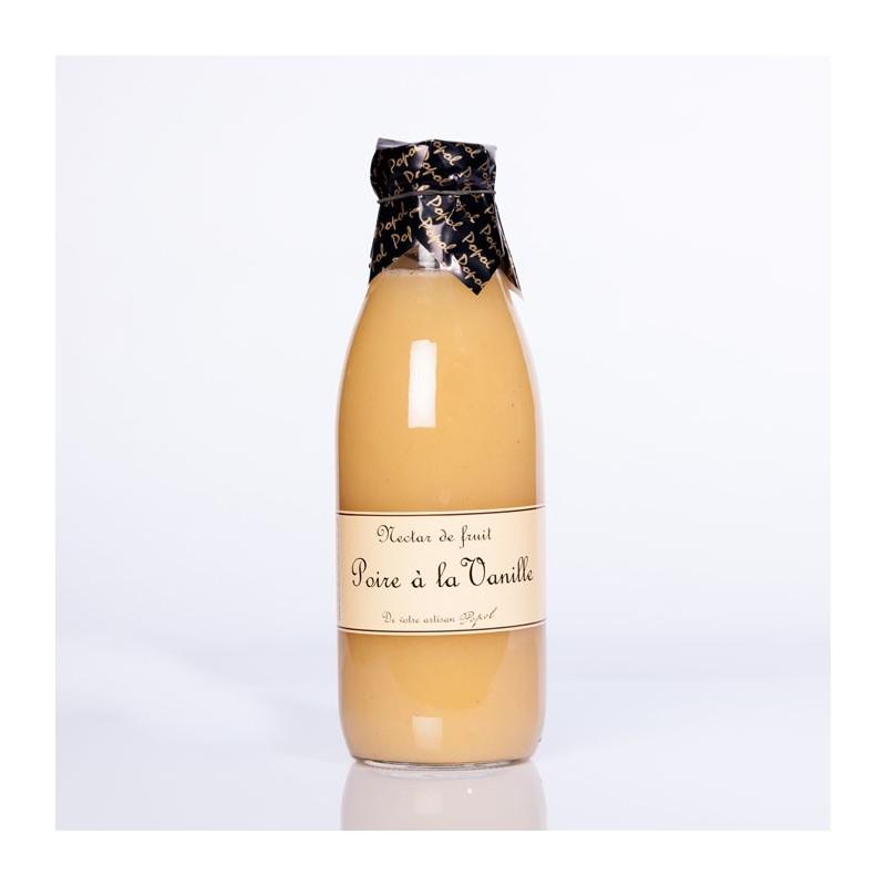 Nectar de Poire à la Vanille 1l