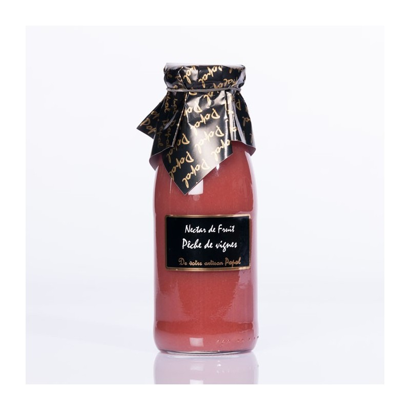 Nectar de Pêche de Vigne 250 ml