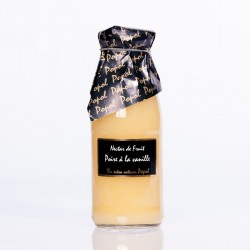 Nectar de Poire à la Vanille 250ml