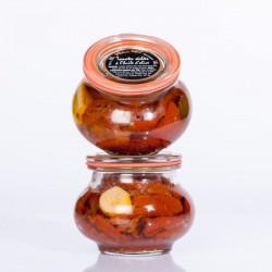 Préparés 140g Tomates Séchées à l Huile d Olive
