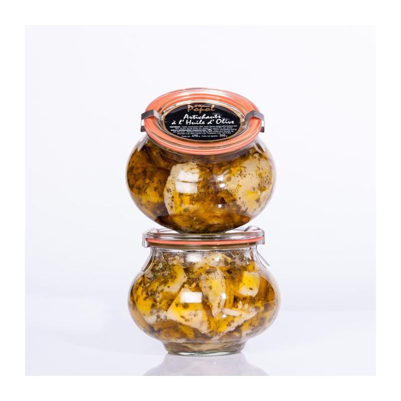 Préparés 350g Artichauts à l Huile d Olive