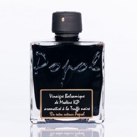 Vinaigre Balsamique 250ml  carré  Truffe Noire
