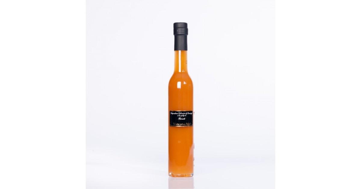 Préparation culinaire Vinaigre 250ml Abricot