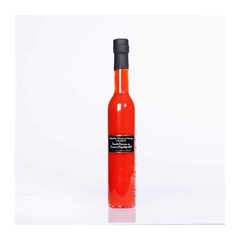 Préparation culinaire Vinaigre 250ml Piment d Espelette