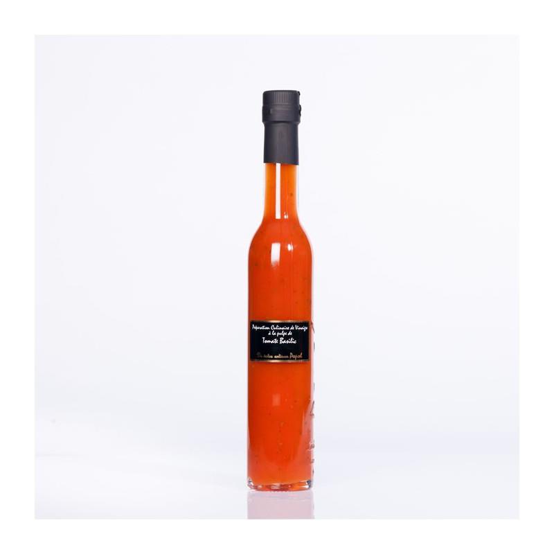 Préparation culinaire Vinaigre 250ml Tomate-Basilic