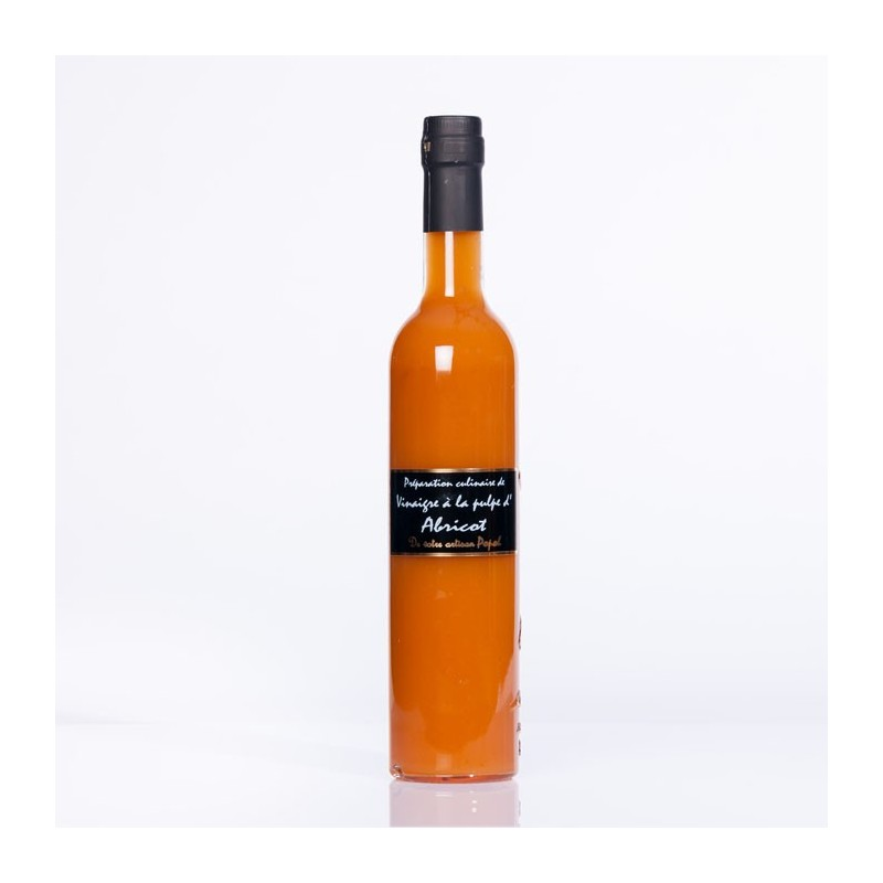 Préparation culinaire Vinaigre 500ml Abricot