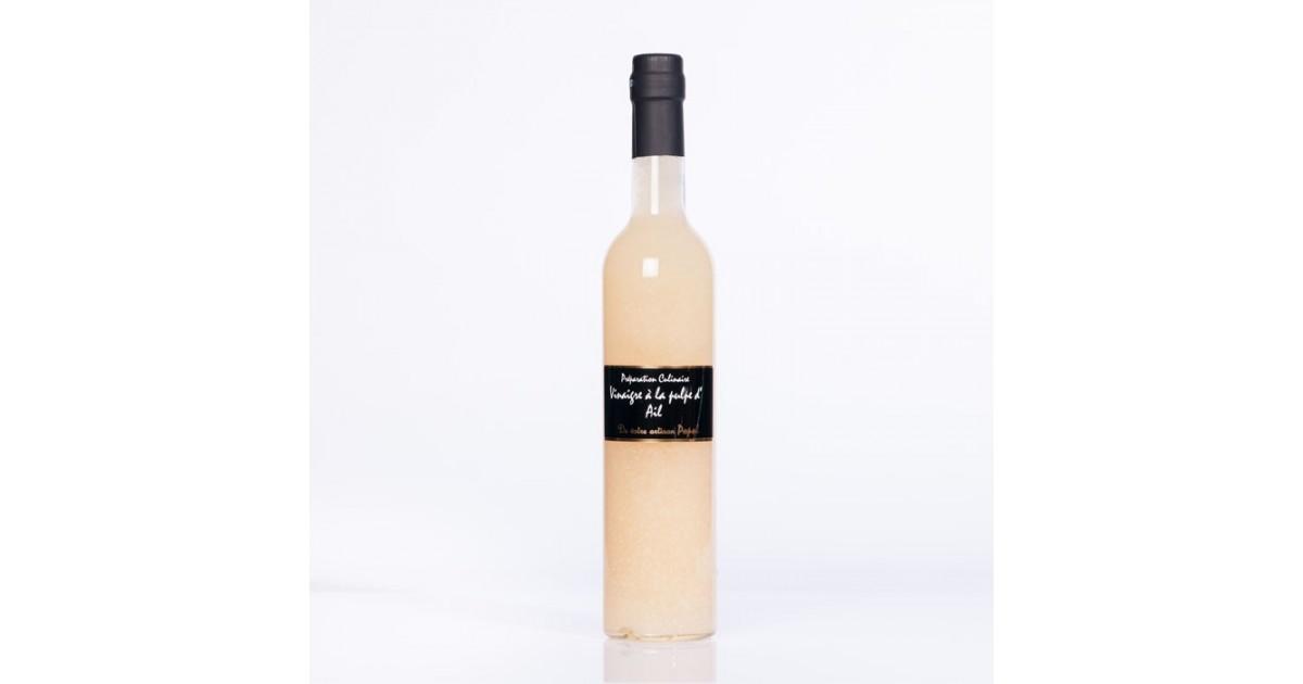 Préparation culinaire Vinaigre 500ml Ail