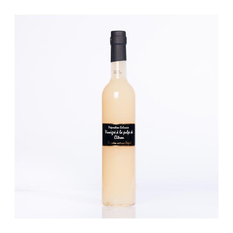 Préparation culinaire Vinaigre 500 ml Citron