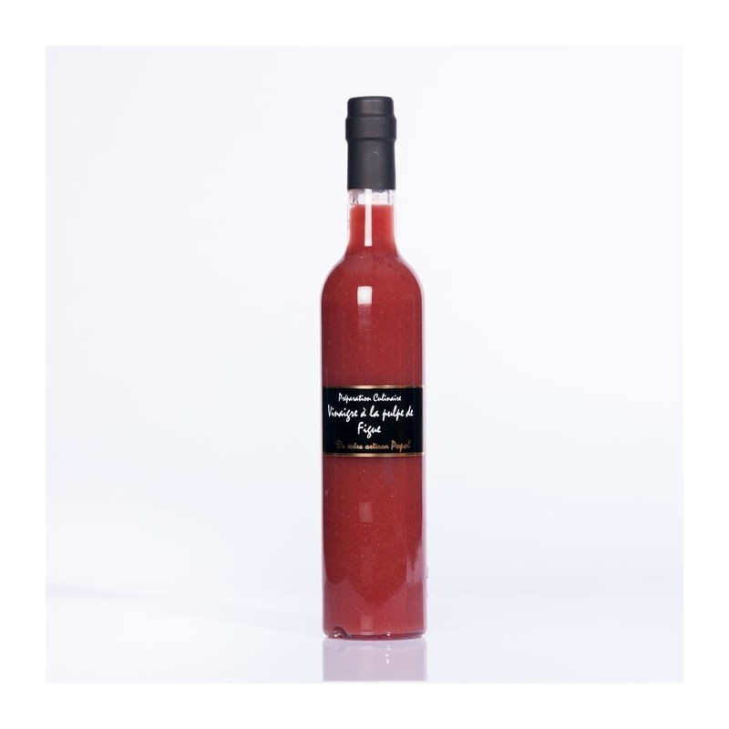 Préparation culinaire Vinaigre 500ml Figue