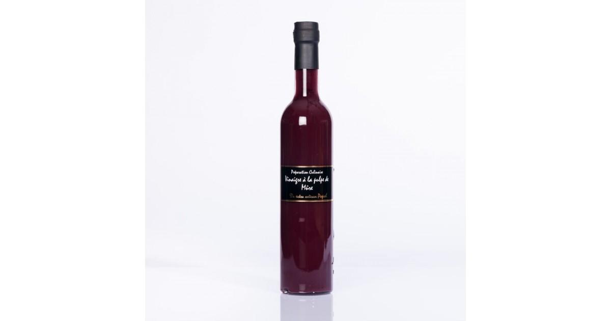 Préparation culinaire Vinaigre 500ml Mûre