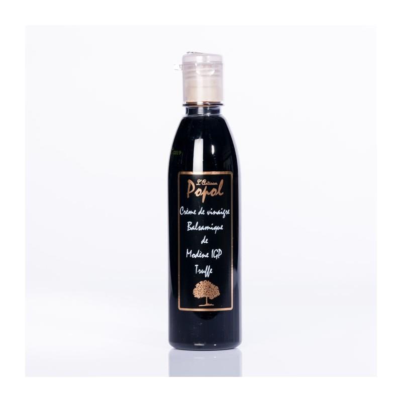 Vinaigre crème balsamique truffe PET 250ml