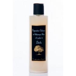 Vinaigre balsamique blanc litchi PET 250 ml
