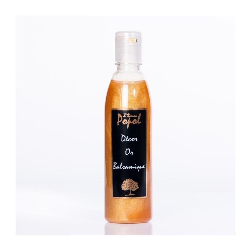 Vinaigre crème balsamique Gold PET 250ml