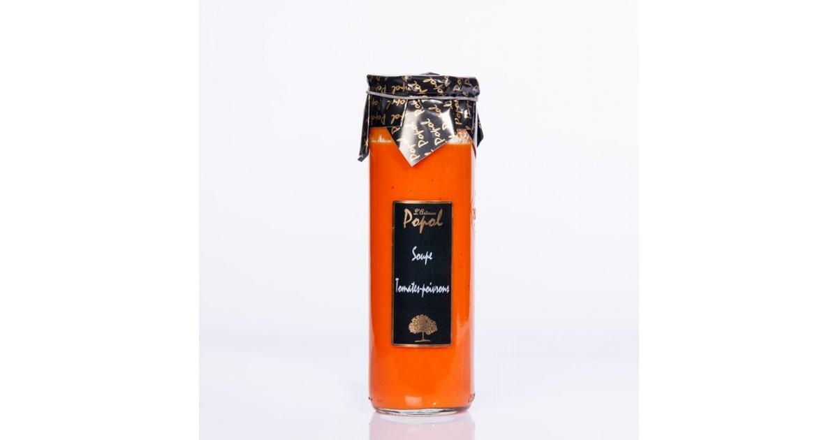 soupe poivron piment 500g