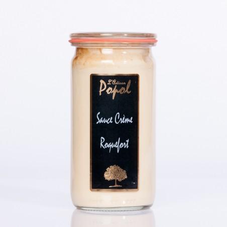 sauce creme roquefort
