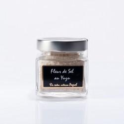 Fleur de sel au Yuzu 160g
