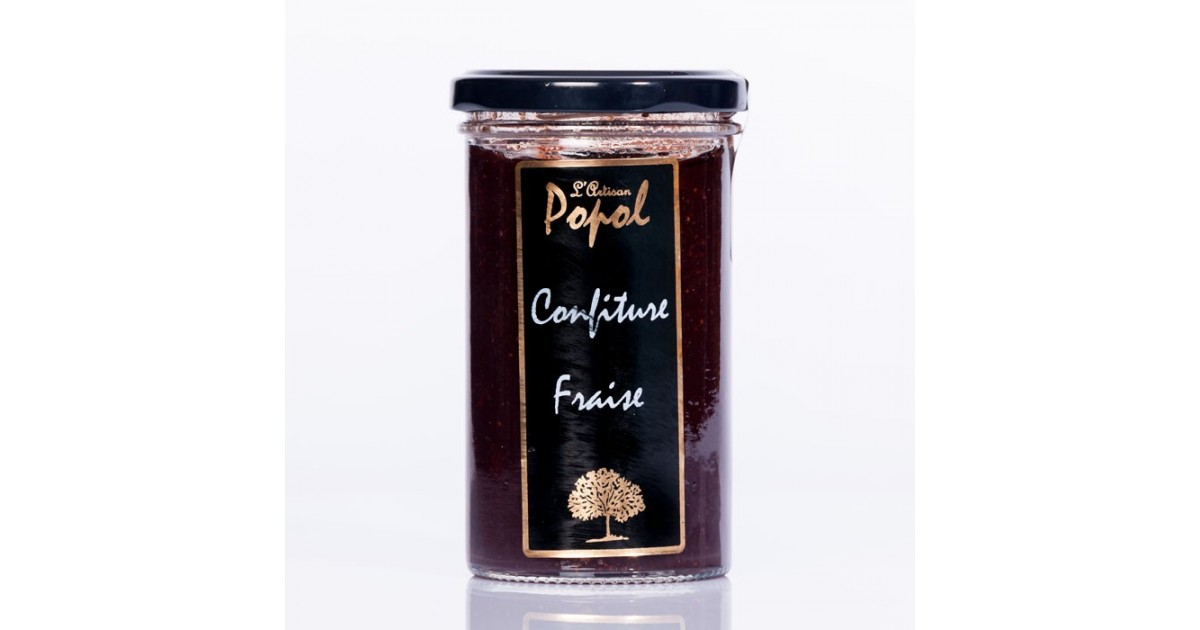 Confiture Flash 310g Fraise