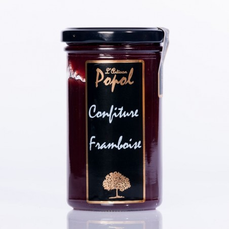 Confiture Flash 320g Framboise