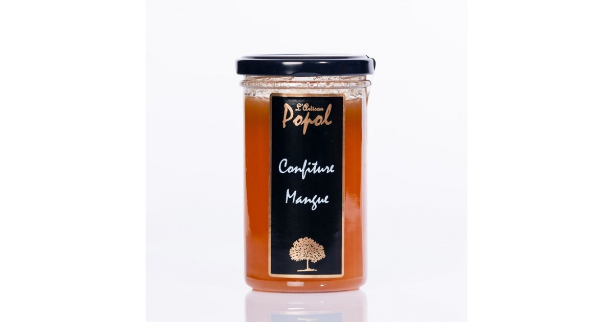 Confiture flash 320 g mangue