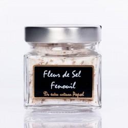 Fleur de sel fenouil 150g