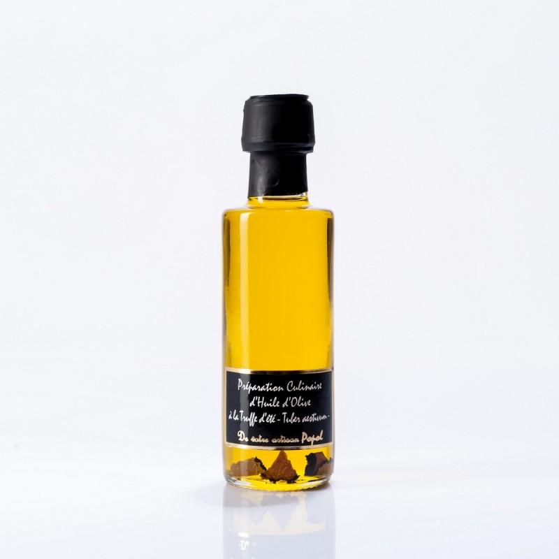 huile olive vierge a la truffe été