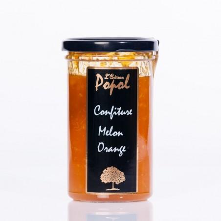 Confiture Flash 315g Melon Orange