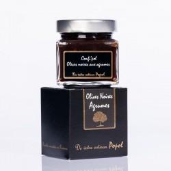 Confi pol olive noire agrumes 225g