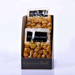Olives Picholines au piment...