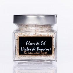 Fleur de sel aux herbes de provence 200g